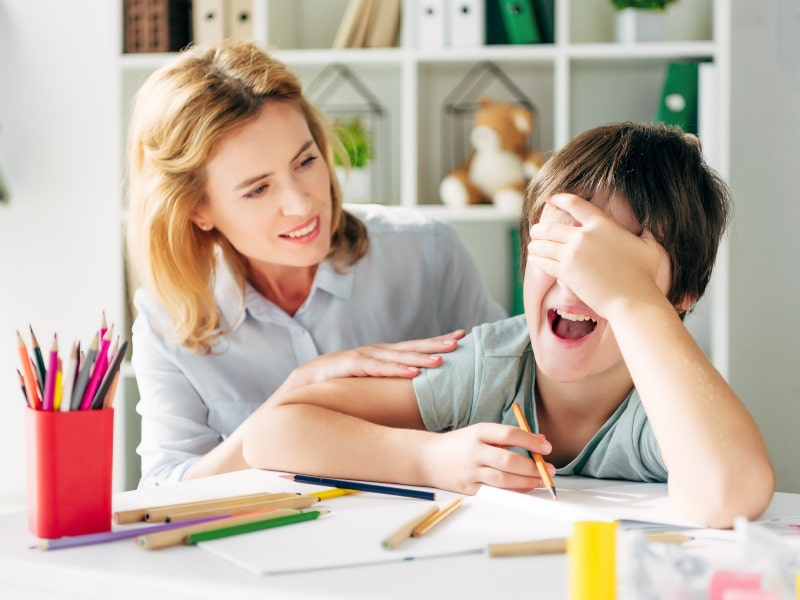Homework Help for the Disabled
